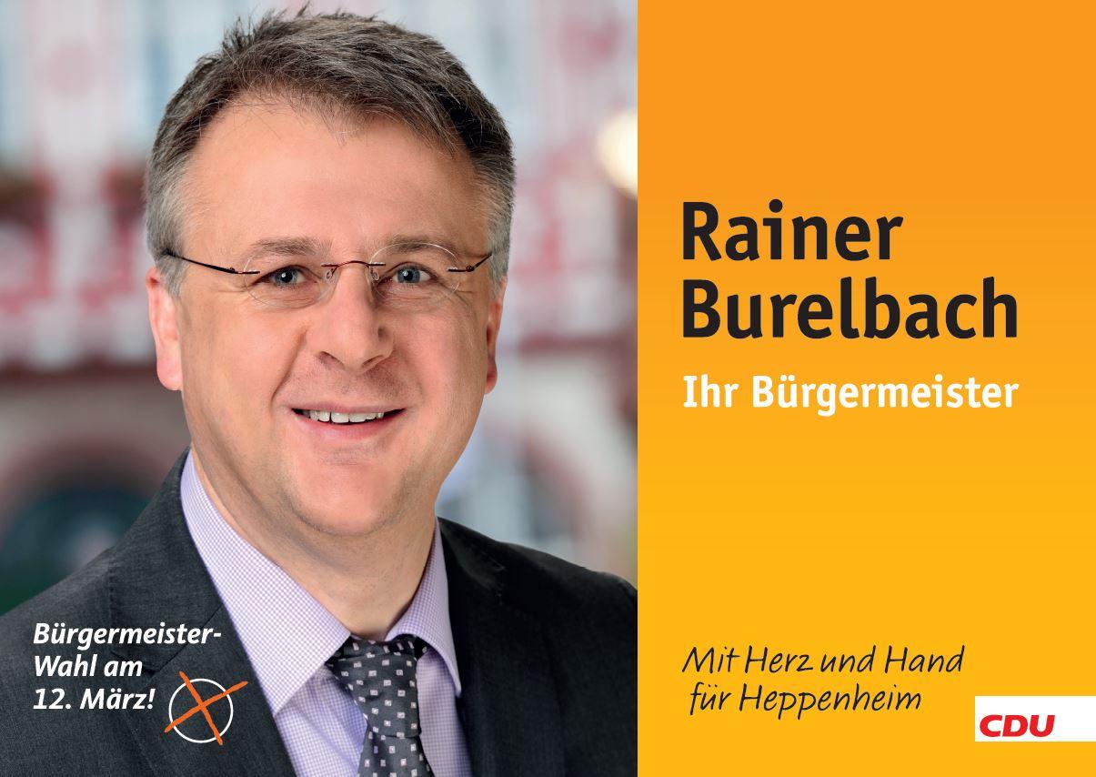 Bürgermeisterwahl Heppenheim