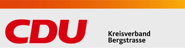 Logo von CDU Bergstraße