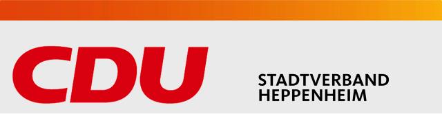 Logo von Herzlich Willkommen bei der CDU Heppenheim