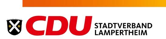 Logo von Stadtverband Lampertheim