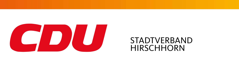 Logo von CDU Hirschhorn