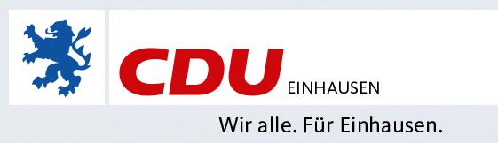 Logo von CDU Gemeindeverband Einhausen
